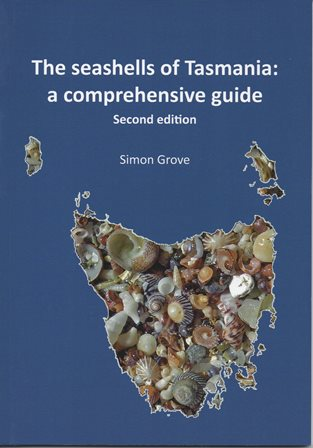 Cover of Seashells of Tasmania